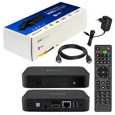 MAG 322 IPTV HEVC H.265 Streamer Linux Multimedia Internet TV IP HD Receiver Box