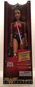 "Mego DC Comics Wonder Woman- Large 14"" Collectible Figure"