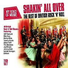 My Kind Of Music-Sha - My Kind of Music-Shakin' All Over-Best of British [New CD
