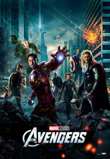 "Jigsaw Puzzles 1000 Pieces ""Avengers - Marvel Edition"" / Marvel"