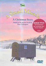 A Small Miracle|On Christmas Eve (DVD) Childrens Christmas Stories Two Films 3+
