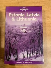 Lonely Planet Estonia Latvia & Lithuania (Lonely Planet Estonia, Latvia and...