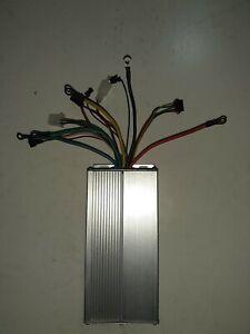 Ebike Sensored Brushless Motor Controller 48V 1500W