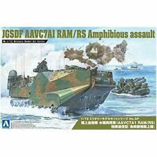JGSDF AAVC7A1 RAM/RS Amphibious assault 1:72 Military Model Kit -