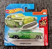 MATTEL Hot Wheels CUSTOM '53 CHEVY Brand New Sealed