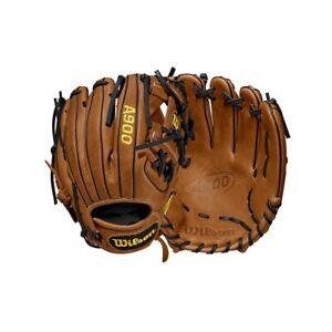 """2021 Wilson A900 Infielder Pitchers Glove 11.5"""" WTA09RB20115 Baseball RHT"""