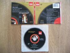 Brahms: Ein deutches Requiem Klemperer Fischer-Dieskau EMI EU CD XLNT!