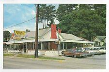THE CHIMNEY HOUSE RESTAURANT,STEAK & LOBSTER~GATLINBURG,TN