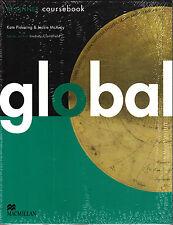 Macmillan GLOBAL Beginner COURSEBOOK Student Book with eWorkbook Pack @NEW
