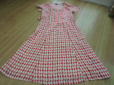 BODEN TIE BACK TEA   DRESS SIZE 12 REG BNWOT