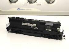 Bachmann DCC Diesel Loco Norfolk Southern 6551 HO