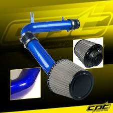 98-02 Honda Accord 3.0L V6 Blue Cold Air Intake + Stainless Steel Air Filter