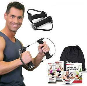 Gwee Gym Resistance Bands Exercise Kit - LITE - with Extreme Yoga DVD