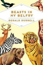 Beasts in My Belfry by Gerald Durrell (Paperback, 2017)