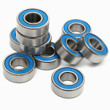 Four TAMIYA KYOSHO TRAXXAS Ball Bearings Parts 4*7*2.5 mm 4x7x2.5 Rubber Cover