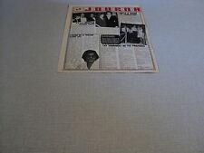 E127 JOELLE IL ETAIT UNE FOIS TRAVOLTA DANIEL SEFF '1978 FRENCH CLIPPING