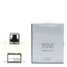 Loewe solo esencial 50ml EDT Vapo para caballeros