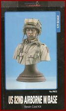 Legend Productions US 82nd Airborne Bust 1/9 Model Kit