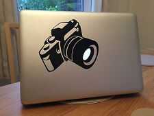 MacBook Pro/Air Sticker Decals Vinyl - Camera - UK SELLER Apple Mac