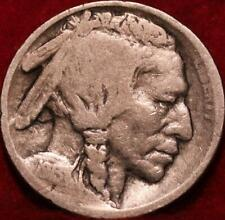1913-S Type 2 San Francisco Mint Buffalo Nickel