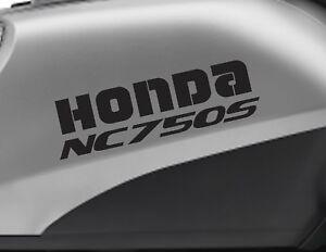 HONDA NC 750S motorbike bike logo decals CUSTOM COLOUR Vinyl Sticker