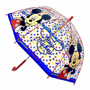 Girls Boys Mickey Mouse Umbrella Great for Rain ! FREE DELIVERY