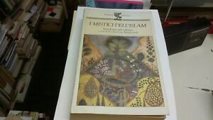E.  de Vitray-Meyerovitch I MISTICI DELL'ISLAM Antologia sufismo Guanda, 28L21