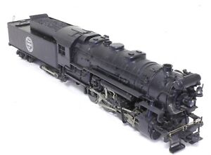 AHM / Rivarossi 0-8-0 (Powered) - Indianna Harbor Belt - O Scale, 2-Rail