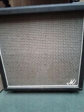 Marshall Speaker Cabinet 4x12 Straight-Vintage 70's 1960B - Checkerboard