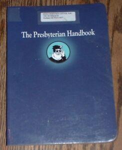 The Presbyterian Handbook (2006, Paperback)