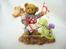 Cherished Teddies George  2007 European Excl NIB