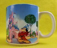 Euro Disney 12 Avril (April) 1992 Commemorates the Opening Coffee Mug Fantasia