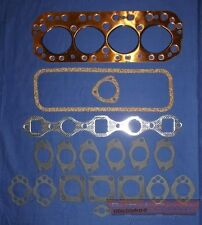 Gasket Set, Head, Copper, 1500-1622, B Ser, MG, Austin, Morris, Wolseley, Riley