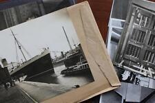 CUNARD WHITE STAR LINE RMS MAURETANIA 1938 33X STUART BALE UNIQUE PHOTO ARCHIVE
