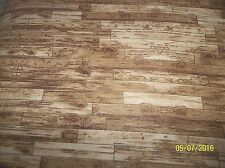 Wood Danscapes 100% Cotton Fabric #14