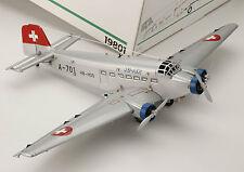 Märklin 19801 JU 52 , JU-Air Switzerland  Blechspielzeug, TOPP sehr gt. Zustand