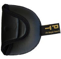 Deluxe Leather-Like Large Mallet Putter Cover, Right-Hand, 12 cm x 9 cm
