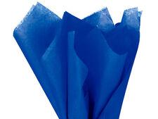 New ROYAL BLUE SAPPHIRE Tissue Paper WHOLESALE BULK Wrap WEDDING Gift 100 Sheet