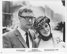 THE IPCRESS FILE HARRY PALMER MICHAEL CAINE SEXY SUE LLOYD ORIG ON SET 8X10 1965