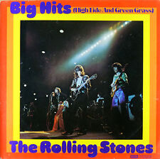 The Rolling Stones - Big Hits ( High Tide And Green Grass ) - LP - washed- L2804