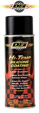 DEI 010301 Exhaust Wrap Header Downpipe Silicone Coating - Black - High Temp