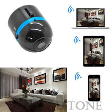 NEW Mini Wifi Remote Cam IP Wireless Spy Surveillance Camera For iPhone Android