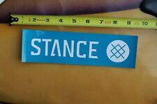 Details about  /Stance Skateboarding Socks Foot Feet Style OG Z25 Vintage Skateboarding STICKER