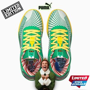 "LaMelo Ball ""Elf"" PUMA (SZ 10.5) *Rare *EXCLUSIZE"