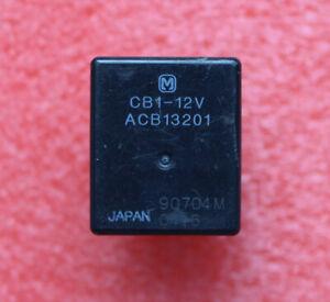 1pcs CB1-12V ACB13201 Relay 4 Pin