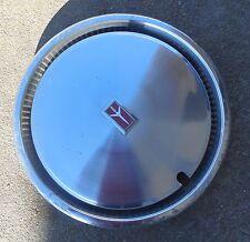"14"" 1983-1988 Oldsmobile Ciera slot type metal Hubcap Wheel Cover 22518663"
