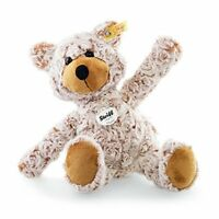 Steiff Charly Dangling Teddy Bear, Russet Tipped, 11 Inches