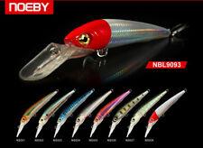 Noeby leurre traine pêche mer rivière carnassier 14cm 50g couleur 8 nage 7-9m