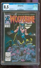 CGC 8.5 VF+ WOLVERINE #1 (MARVEL COMICS, 11/1988) 1ST WOLVERINE AS PATCH *X-MEN*