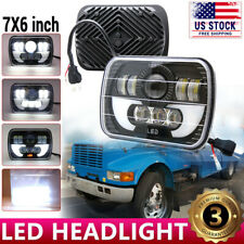 "5X7"" 7x6"" LED Headlight For International IHC Headlight Assembly 9200 9900 9400i"